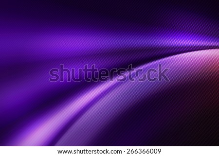 dark purple curve with line pattern abstract background - stock photo