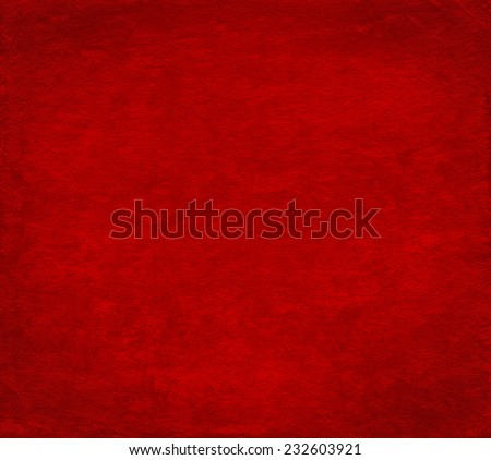 Dark red background from japanese hand made paper texture, suitable for Christmas and New Year greeting cards, romantic and festive moments. - stock photo