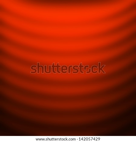 Dark Red Elegant abstract curtain pattern background - stock photo