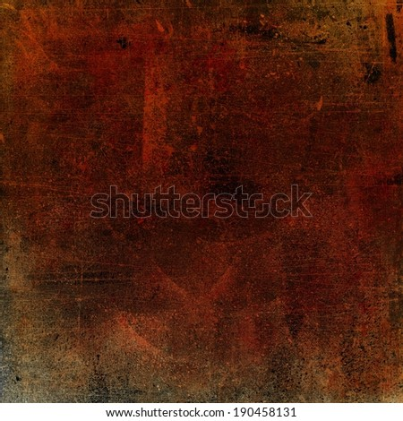 dark red orange grunge background texture paper - stock photo