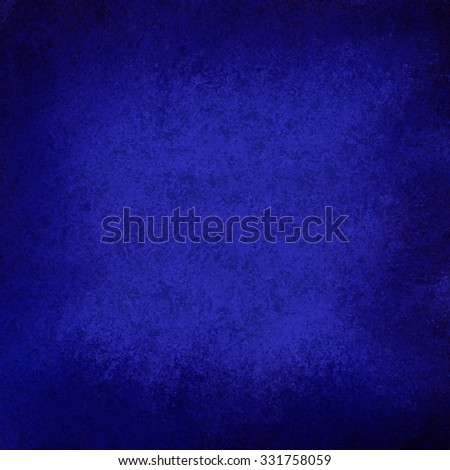 dark sapphire blue background with black faded grunge borders