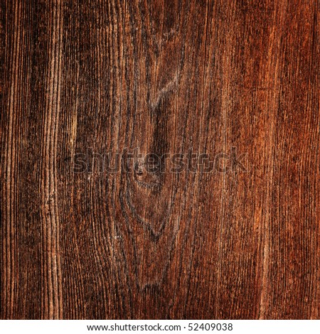 Dark timber wall texture - stock photo