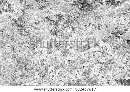 dark white wall stone texture old dirty plaster as grunge background for design  - stock photo