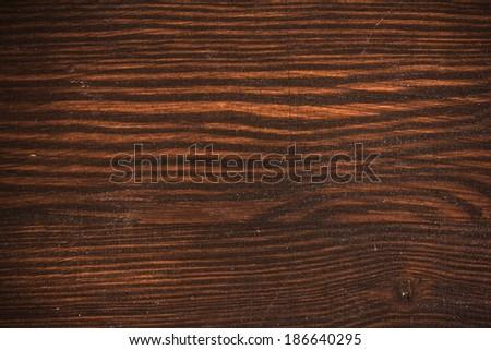 Dark Wood Background./ Dark Wood Background. - stock photo