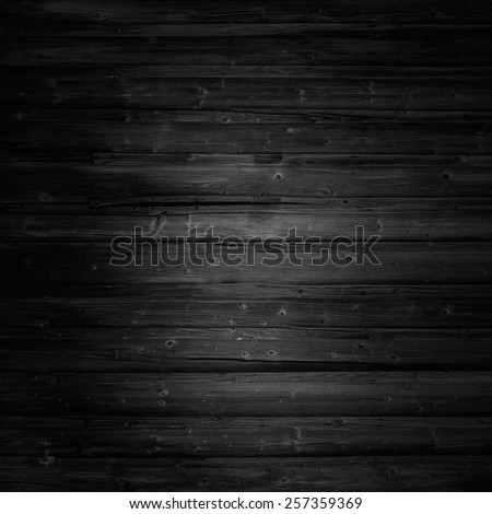 Dark wood background texture - stock photo