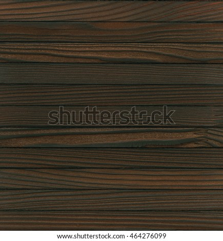 Dark wood board, as background