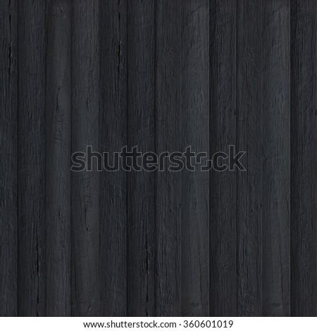 Dark Wood for Background - stock photo