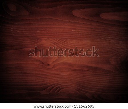 dark wood texture. - stock photo