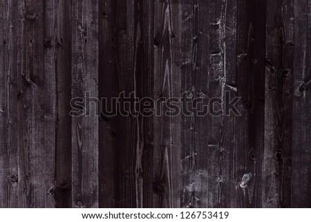 Dark Wood texture background wall - stock photo