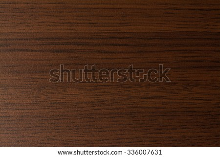 Dark Wood Texture - Full Frame - stock photo