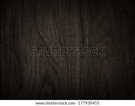 dark wooden background - stock photo