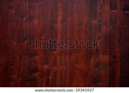 Dark wooden background texture - stock photo