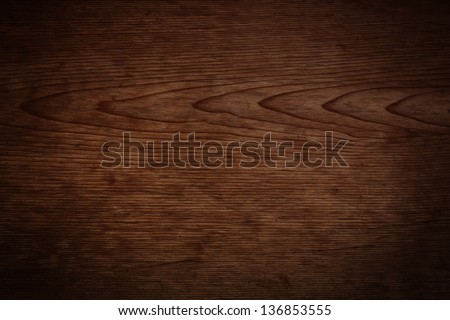 dark wooden texture. - stock photo