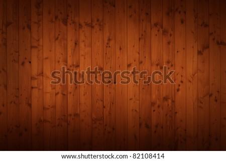 dark wooden tiles - stock photo