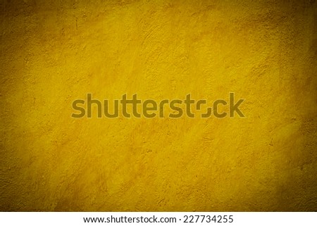 Dark yellow texture can be used for background - stock photo