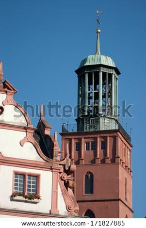 Darmstadt - stock photo