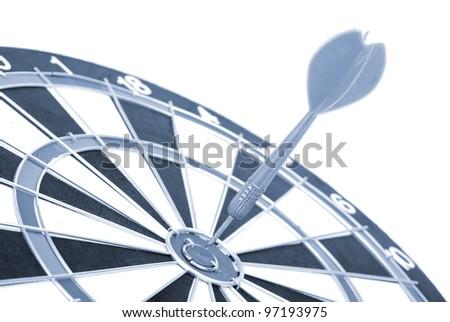 Dart - stock photo