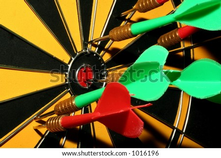 dart competition