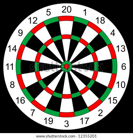darts background