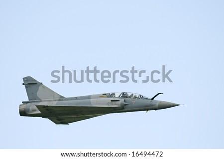 Dassault Mirage 5 - stock photo