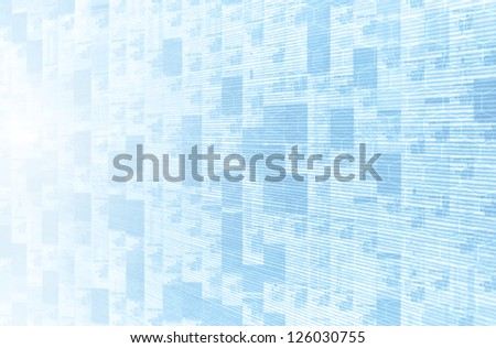 Data Mining - stock photo