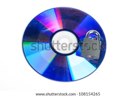 Data protection - stock photo