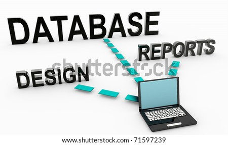 Database System for Reports and Data Analysis