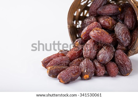 Date Fruit - stock photo
