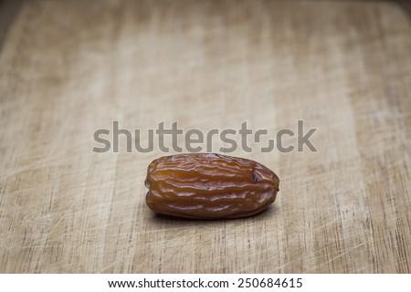 dates fruit - stock photo