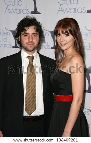 David Krumholtz at the 2009 Writers Guild Awards. Century Plaza Hotel, Century City, CA. 02-07-09