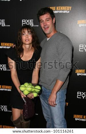 Deanna Russo e namorado