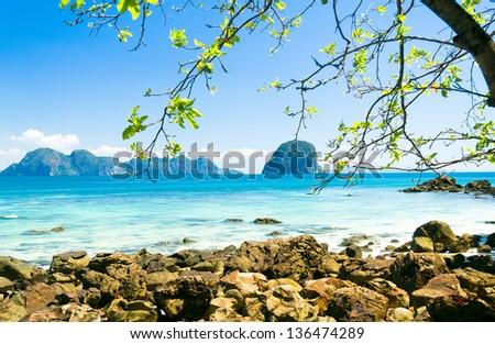 Day Dream Quiet Getaway - stock photo