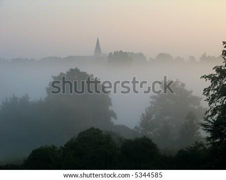 Daybreak - stock photo