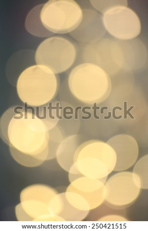de focused abstract background of color night lights