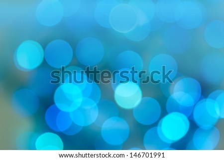 De focused light  - stock photo