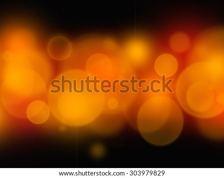 De focused Light Background - stock photo