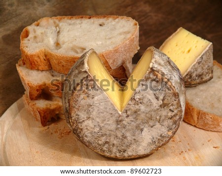de Savoie (french soft cheese specialty)