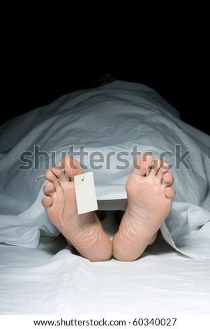 Death - stock photo