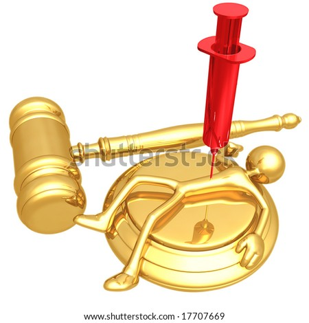 Death Penalty - stock photo
