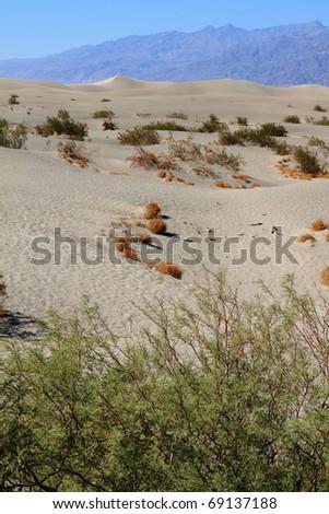 Death Valley National Park, California - stock photo