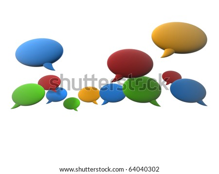 Debate - background (web-sized to 1080 HD sized footages also available) - stock photo