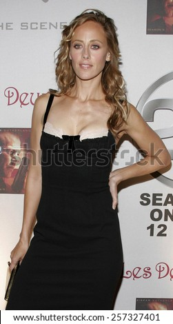 December 4, 2006. Kim Raver attends the '24' Season Five DVD Release held at the Les Deux in Hollywood, California United States.