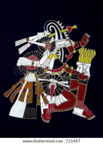 aztec mythology and religion A study of aztec religion and mythology the fifth sun represents a dramatic overview of the aztec conception of the universe and the gods who populated it.