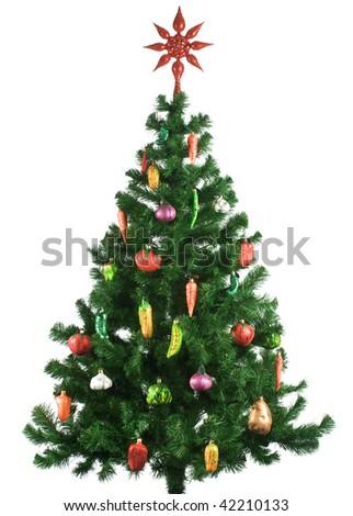 Decorated Christmas Tree Photos