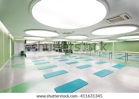 Yoga Hall Stock Photos Royalty Free Images Vectors
