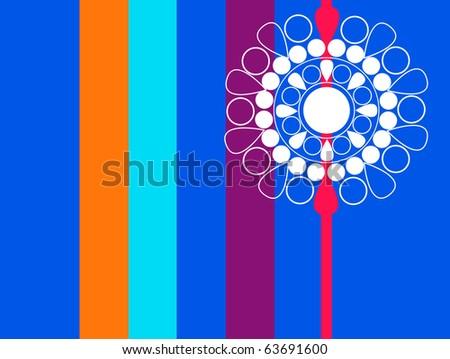 Decoration background. - stock photo
