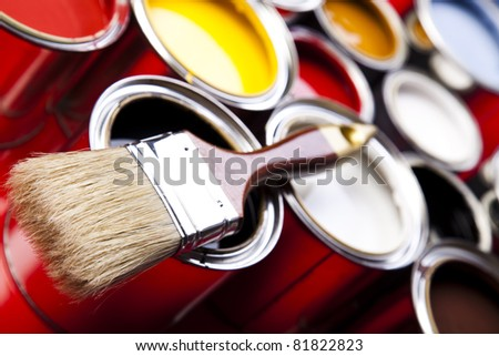 Decoration game - stock photo