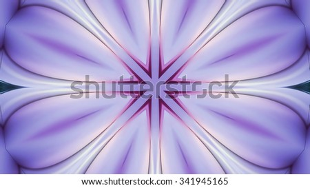 Decorative abstract glassy background