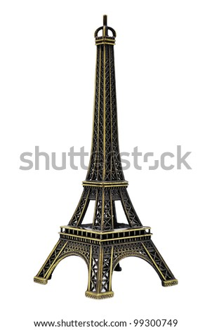 Decorative Eiffel Tower
