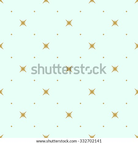Decorative geometric seamless pattern background.